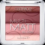 Румяна CATRICE Multi Matt Blush 020 La-Lavender: фото
