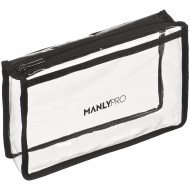 Косметичка визажиста прозрачная Manly Pro КЕ64: фото