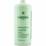 Отшелушивающий шампунь для жирной кожи с перхотью Melaleuca Rene Furterer Salon 1000 мл: фото