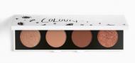 "Палетка теней ColourPop (4 цвета) Pressed Powder Shadow Palette ""On the daily"": фото"