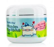 Маска-желе со свиным коллагеном FARMSTAY Collagen aqua piggy jelly pack 100 г: фото