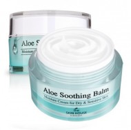 Крем-бальзам с экстрактом алоэ THE SKIN HOUSE Aloe soothing balm 50 мл: фото