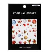 Наклейки для ногтей TONY MOLY Point nail sticker №3: фото