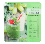 Маска для лица SNP Fresh vita hydrating two-step mask 25 мл.: фото