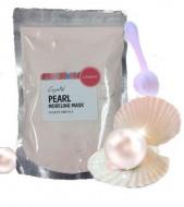 Альгинатная маска для лица с жемчугом LINDSAY Premium pearl modeling mask pack (zipper) 240 г: фото