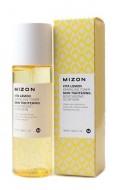 Тонер с лимоном для сияния кожи MIZON Vita lemon sparkling toner 150мл: фото