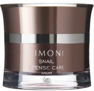 Интенсивный крем для лица с экстрактом секреции улитки LIMONI Snail Intense Care Cream 50 мл: фото