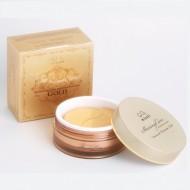 Гидрогелевые патчи Премиум (маски в виде лепестков под глаза) с золотом Misoli: фото