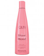 Шампунь с экстрактом эхинацеи OLLIN Shine Blond 300мл: фото