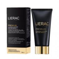 Маска с гиалуроновой кислотой Lierac Premium 75мл: фото
