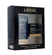 Набор Крем для глаз + Крем оригинальный Lierac Premium 15мл+15мл: фото