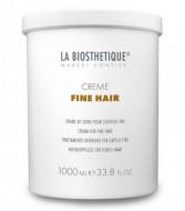 Кондиционер-маска для тонких волос La Biosthetique Creme Fine Hair 1000мл: фото