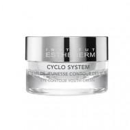Крем Женес для контура глаз Institut Esthederm Cyclo System 15мл: фото