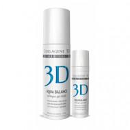 Гель-маска с гиалуроновой кислотой Collagene 3D AQUA BALANCE 130 мл: фото