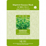 Маска тканевая полынь Mugwort Essence Mask 23гр: фото