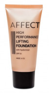 Тональный крем увлажняющий AFFECT High Performance Lifting Foundation 0001: фото