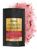 Соль для ванн Zeitun «Волнующие цветы» с розой, геранью и гибискусом, 500 гр: фото