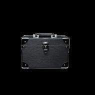 Кейс для визажиста, 4 полочки, стакан для кистей Make-Up Atelier Paris размер 39х19х28: фото