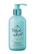 Шампунь-крем для тонких, нормальных и жестких волос Schwarzkopf Professional Mad About Curls High Foam Cleanser 300 мл: фото