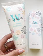 Крем для рук ENOUGH W Collagen Pure Shining Hand Cream 100мл: фото
