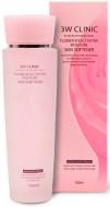 Софтнер глубокоувлажняющий с цветочными экстрактами 3W CLINIC Flower Effect Extra Moisture Skin Softner: фото