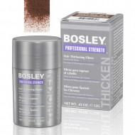 Кератиновые волокна BOSLEY Hair Thickening Fibers красно-коричневые 12г: фото