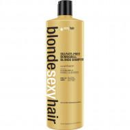Шампунь для сохранения цвета блонд SEXY HAIR Bombshell Blonde Shampoo 1000мл: фото
