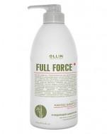 Шампунь очищающий с экстрактом бамбука OLLIN Full Force 750мл: фото