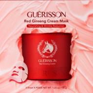 Mаска для лица с антивозрастным комплексом Guerisson Red Ginseng Cream mask 35мл: фото