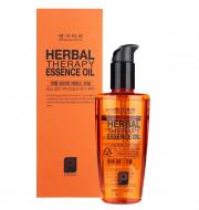 Масло для волос с маслом арганы Daeng Gi Meo Ri Herbal Therapy Essence Oil 140мл: фото