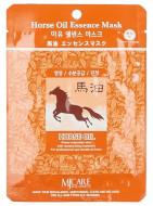 Маска для лица тканевая Конский жир Mijin Horse Oil Essence Mask 23г: фото
